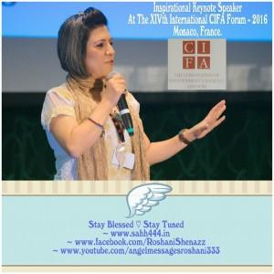 CIFA Keynote Speaker